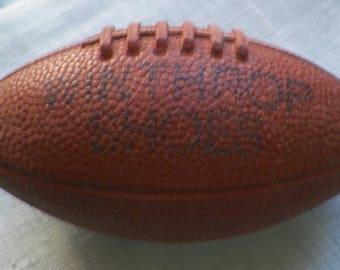 Vintage Winthrop Shoes Advertising Football