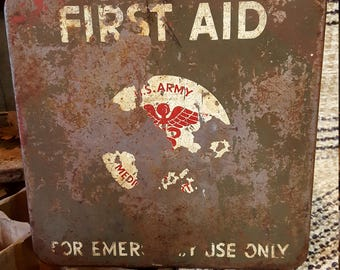 US Army First Aid Kit