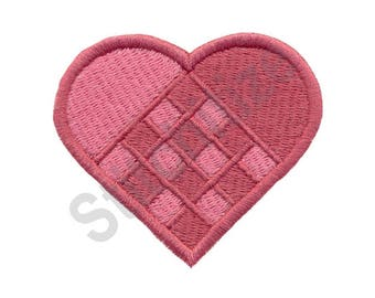 Heart - Machine Embroidery Design