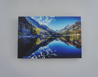 Canvas print Enchantments 12x18