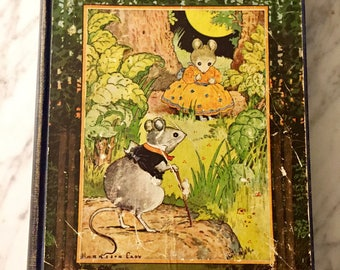 Whitefoot the Wood Mouse, Thornton W. Burgess, 1st Edition, 1922