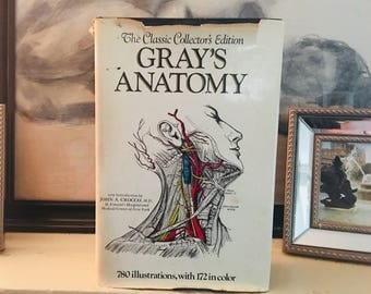 The Classic Collectors Edition Gray's Anatomy