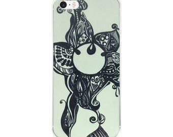 Pen and Ink/ Original Design/ Original Photography/ iPhone 5 case/ iPhone Case 6, 7 , 8, 8 plus/Phone Accessories