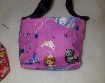 Princess Sophia kids bag