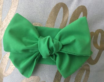 Green Headwraps