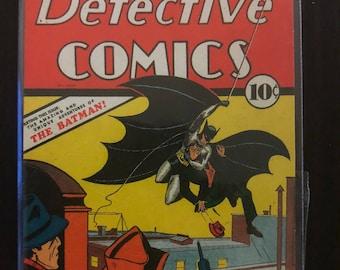 Batman Comic Cover Magnet