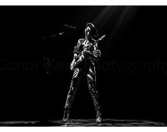 St. Vincent - Black and white photo print