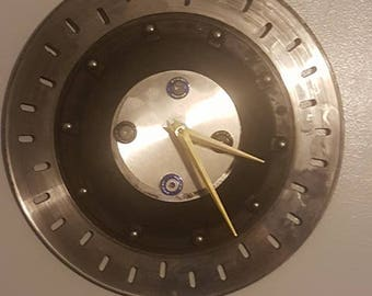 Bmw Brake disc clock