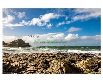 The Antrim Coast, Antrim.