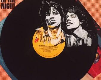 Mick and Keith