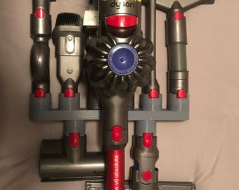 Dyson V8 accessory holders for 6 accessories