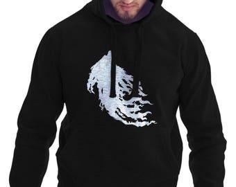 Harry Potter Dementor Shadow Hoodie #R