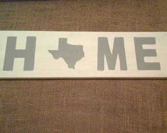 Texas Home Signs