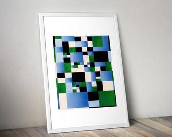 Affiche / illustration / weaving 3
