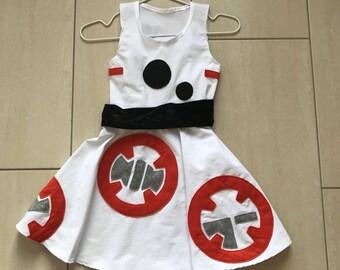 BB8 Droid Dress