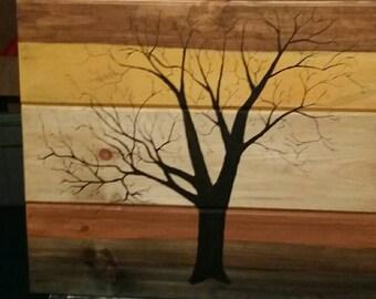 Wall Art - tree of life Original