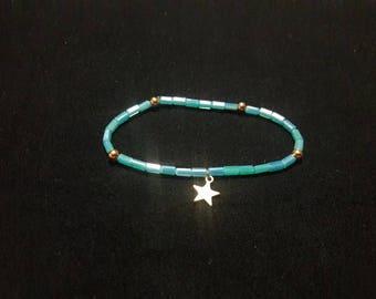 Star beaded bracelets