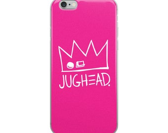 NEW! Ships VERY fast! iPhone 6-X, Jughead Jones Case, Riverdale, Archie Comics, Archie Andrews, Veronica Lodge, Betty Cooper, Cute