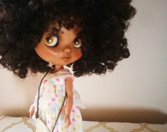 Ooak Blythe Doll Custom