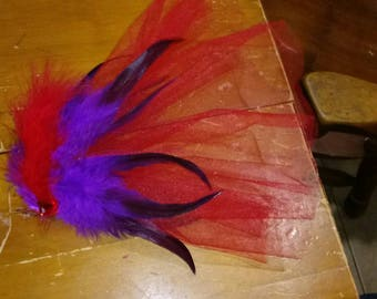 Custom Red Hat Fasinators!