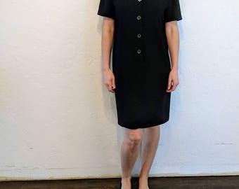 Vintage 1990s Little Black Dress
