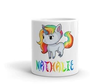 Nathalie Unicorn Mug
