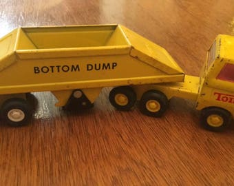 Tonka Bottom Dump Truck