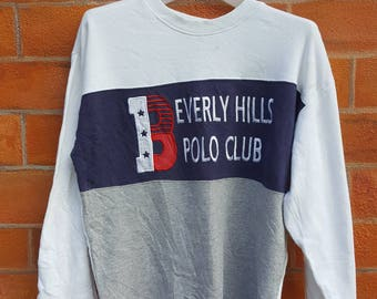 Beverly Hills Polo Club Spell Out