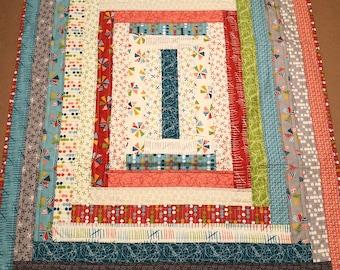 Jacks Handmade Baby Quilt