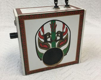 Cigar Box Guitar Amplifier