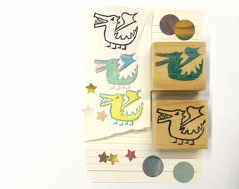 Stamp set ' dragon '