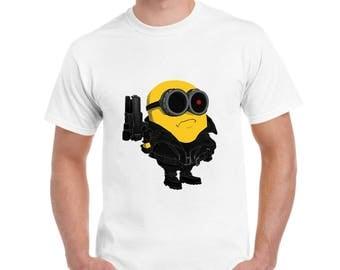 Terminion T-shirt, Minion T-Shirt, Minion Shirt, Minion Tee
