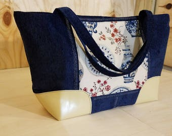 Large Tea Party Tote