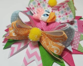 Daisy and Donald Boutique Hair Bows