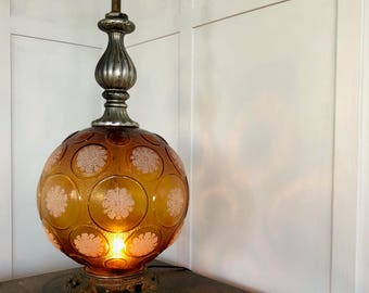 Hollywood Regency 3-way Lamp