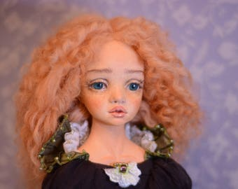 Кукла Авторская,коллекционная Амели. Amely.The author's collection
