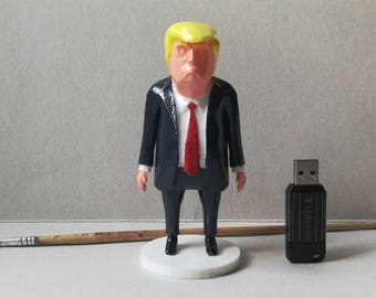 Donald Trump figure