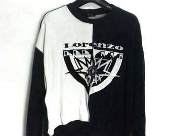 Vintage..Richard sweatshirt crewneck jumper embroidered logo
