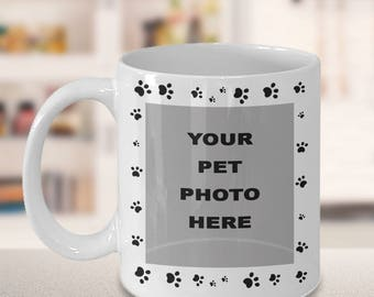 Pet Mug | Photo Mug Featuring Your Pet