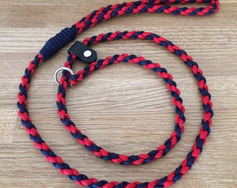 Paracord Slip Lead 4ft Long