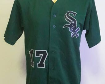 Chicago White Sox #17 Made in USA Size L