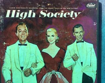 Vintage High Society records