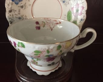 Vintage Made in Occupied Japan Tea cup and Saucer