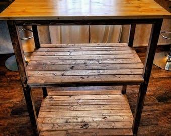 Kitchen Island / Bar Cart