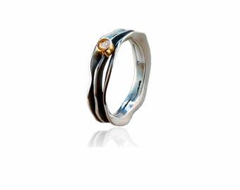 Ring FI diamond