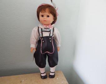 Gotz-Puppen Hans Boy Doll