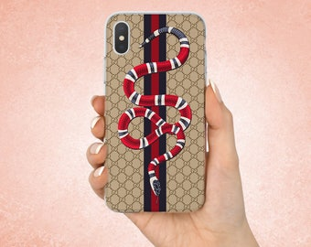 Gucci Snake Iphone case Iphone X Gucci cover Gucci Snake Galaxy case Google Pixel 2 XL Gucci case Samsung Gucci Snake case Fasion case