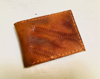 Reclaimed Leather Wallet