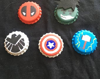 Marvel Comics Magnets