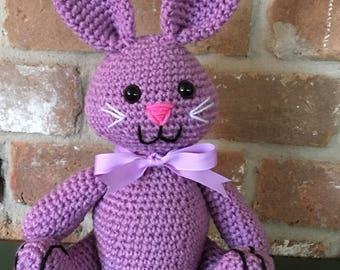 Lavender Bunny Rabbit
